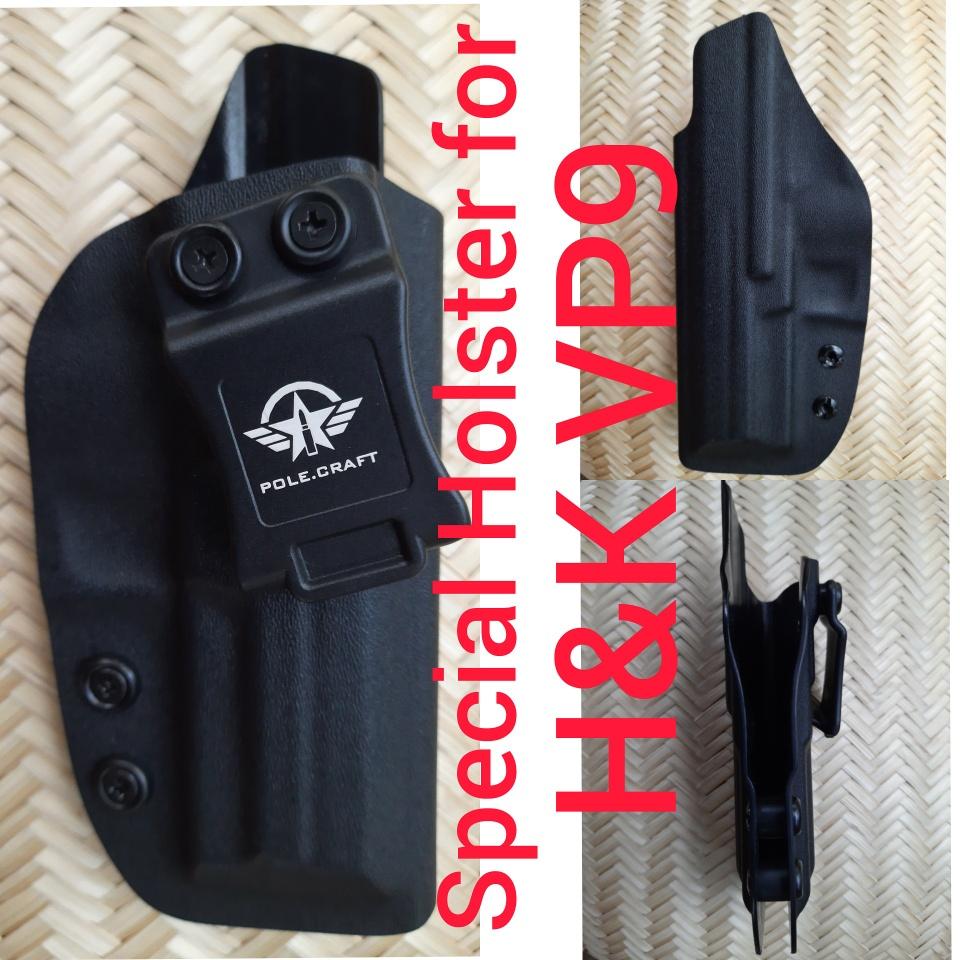 Kydex Holster for H&K VP9