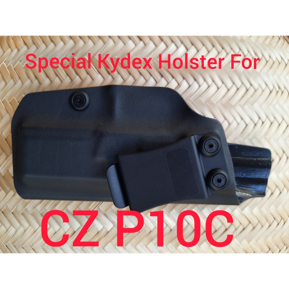 Kydex Holster for CZ P10C