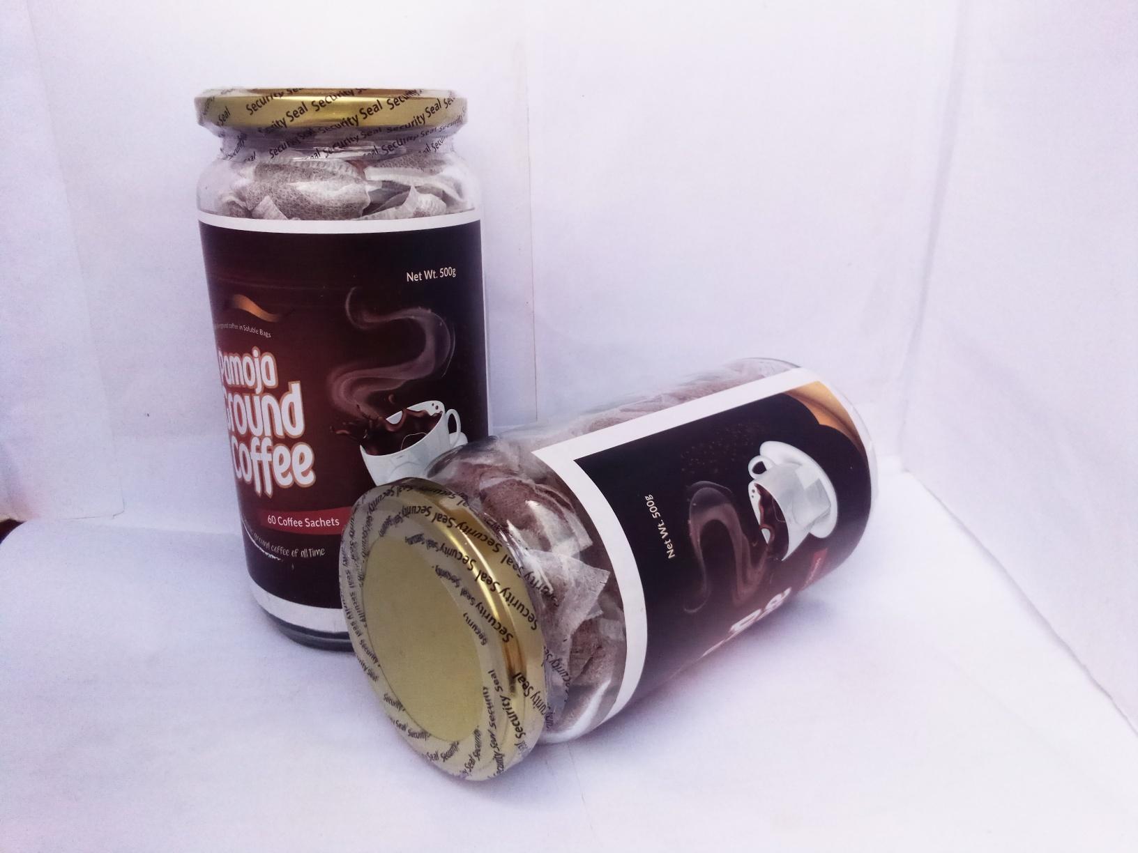 Pamoja Ground Coffee
