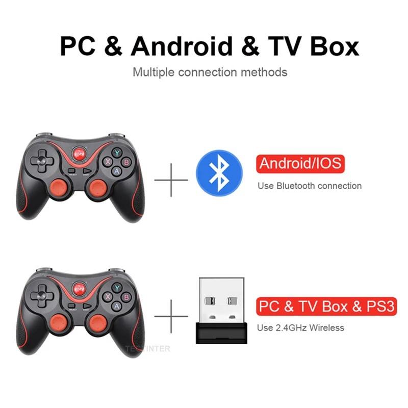 T3 Wireless Gamepad