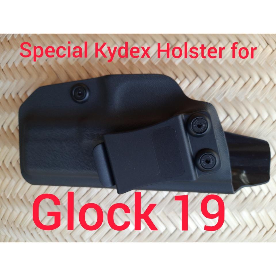 Kydex Holster for Glock 19