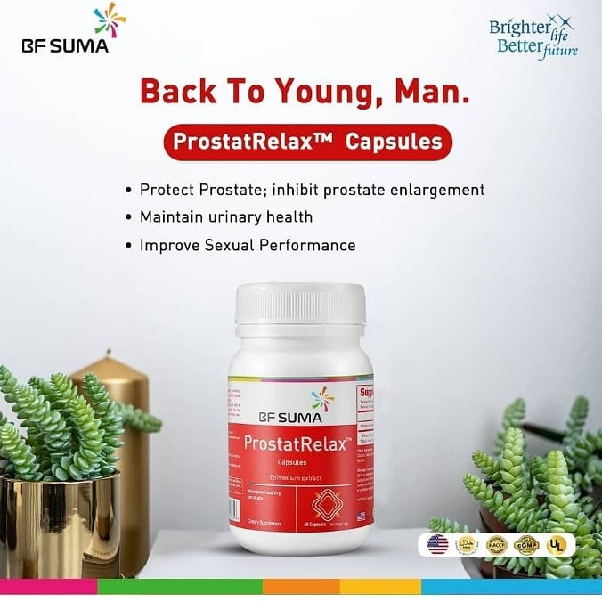 Prostate Relax Capsules