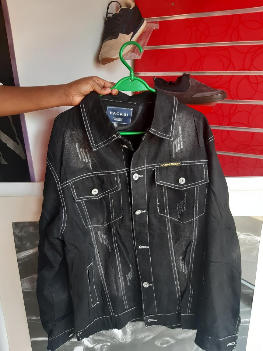 Jean's Coat