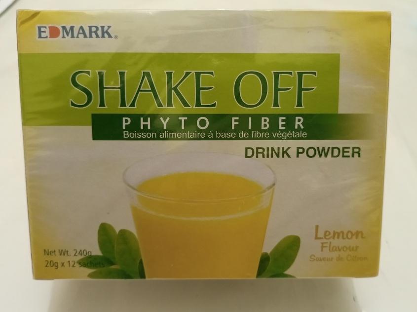 SHAKEOFF PHYTO FIBER (Lemon Flavour)