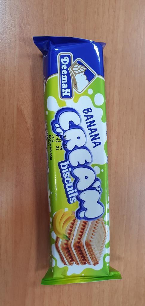 Deemah cream Biscuits