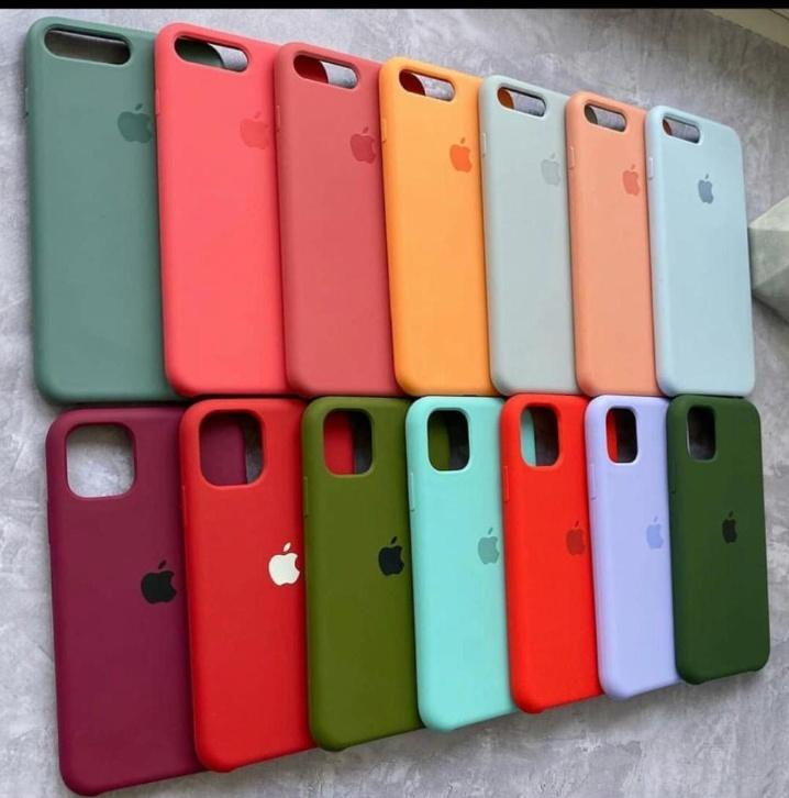 silicon cases