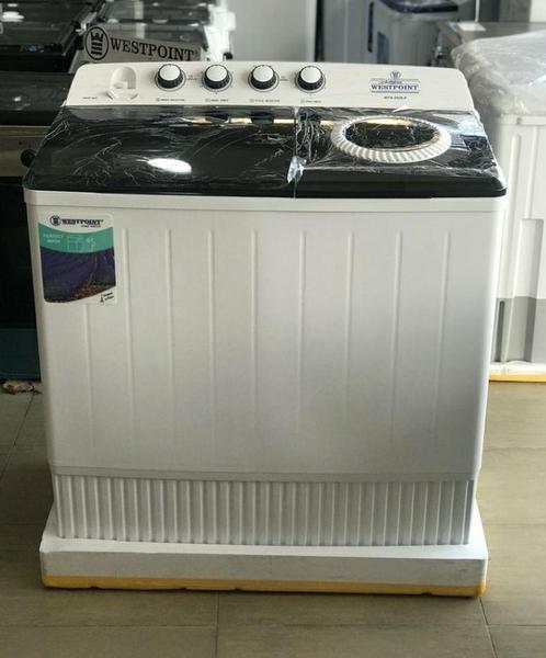 Westpoint Washing Machines 20kg Top Load Manual