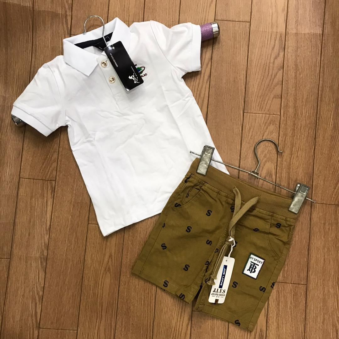 T Shirt & Short