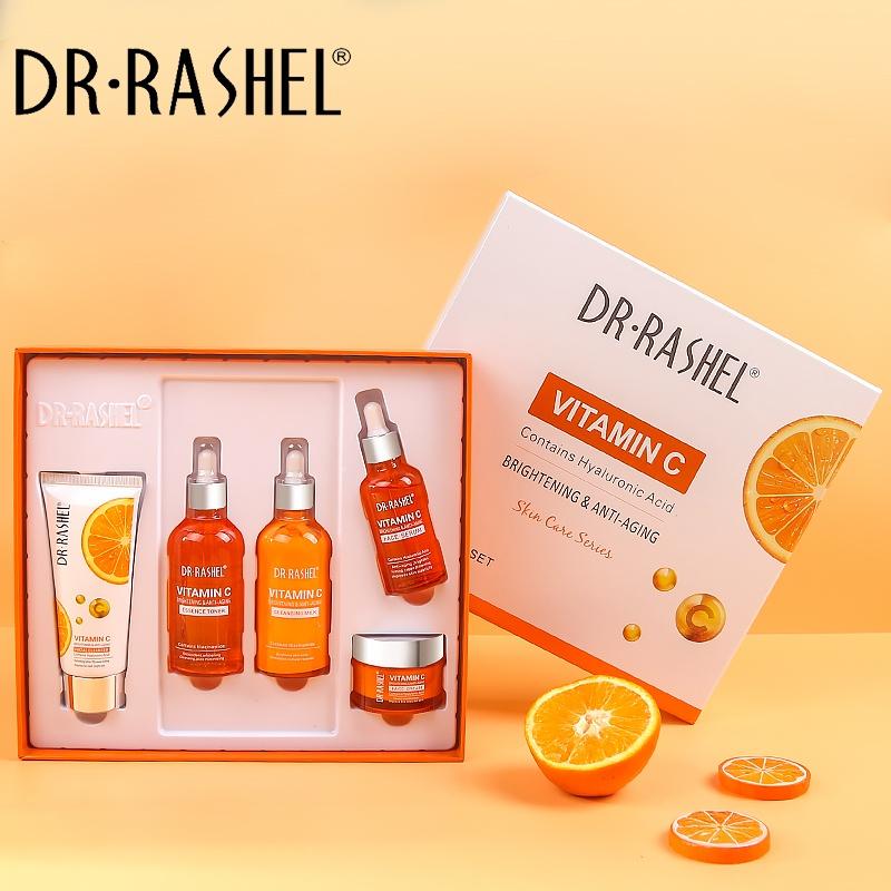DR.RASHER Skin Care  Set .