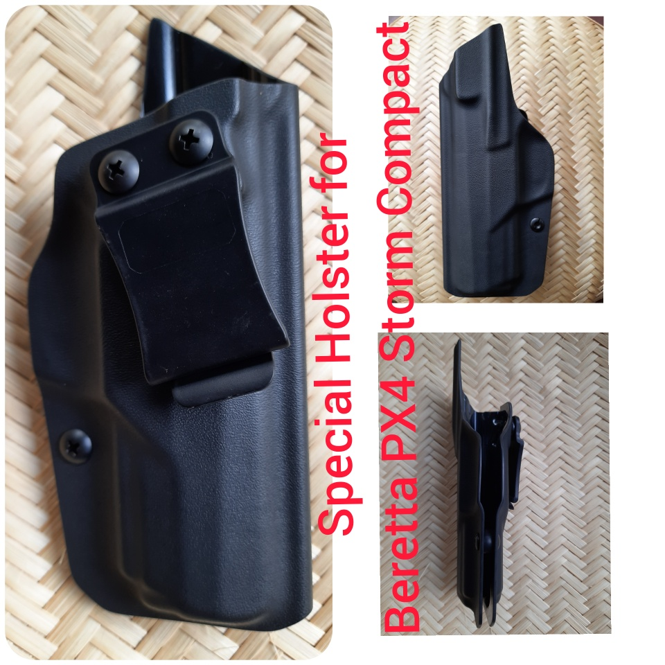 Kydex Holster for Beretta PX4 Storm Compact  - Closed