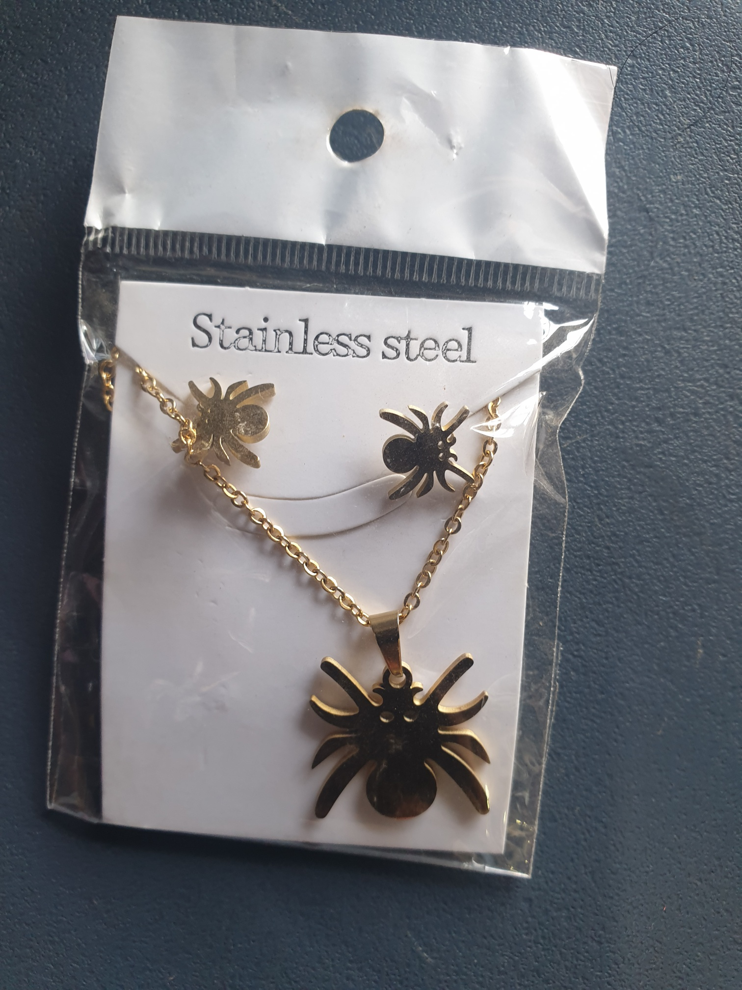 Stainless Steel Neckless