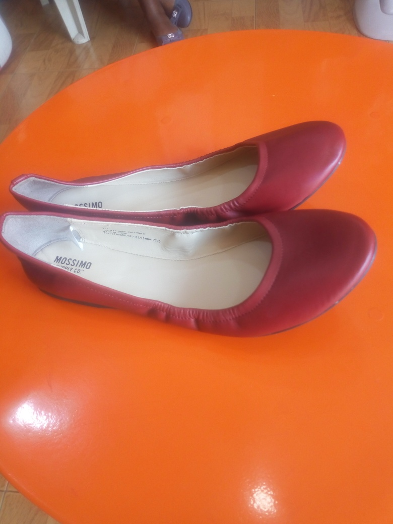 Mossim shoes