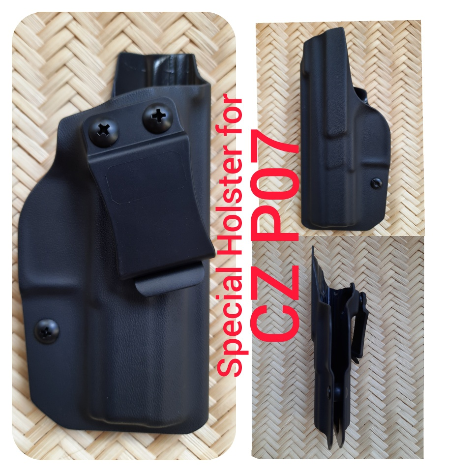 Kydex Holster for CZ P07